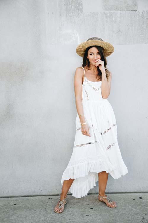 Λευκό φόρεμα (5)