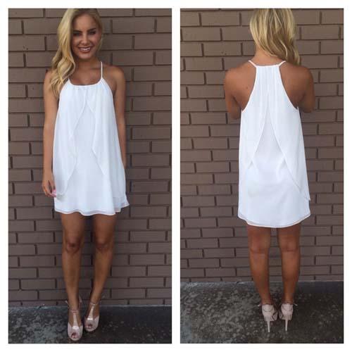 Λευκό φόρεμα (8)