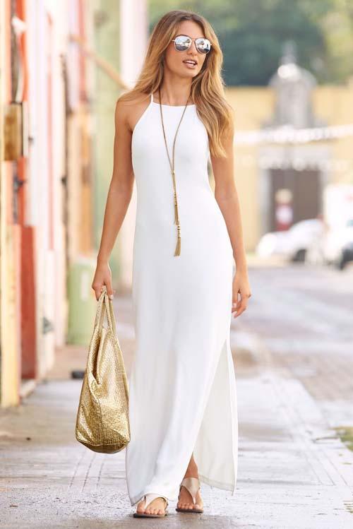 Λευκό φόρεμα (12)