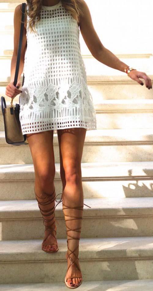 Λευκό φόρεμα (16)