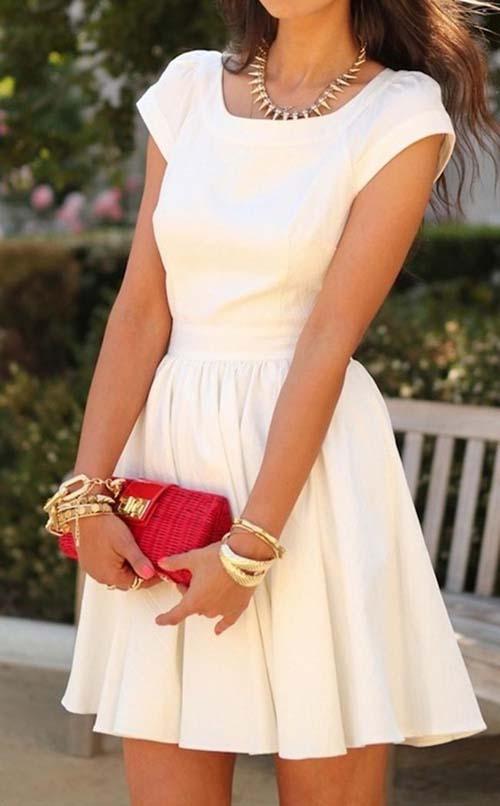 Λευκό φόρεμα (17)