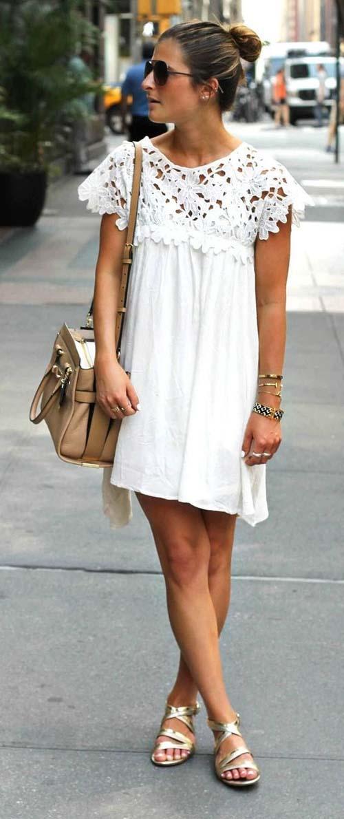 Λευκό φόρεμα (18)
