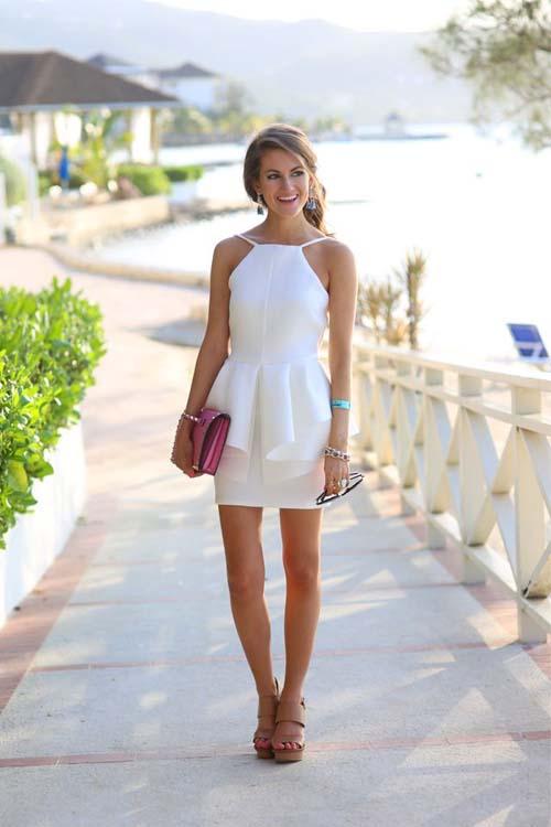 Λευκό φόρεμα (19)