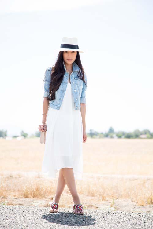 Λευκό φόρεμα (20)