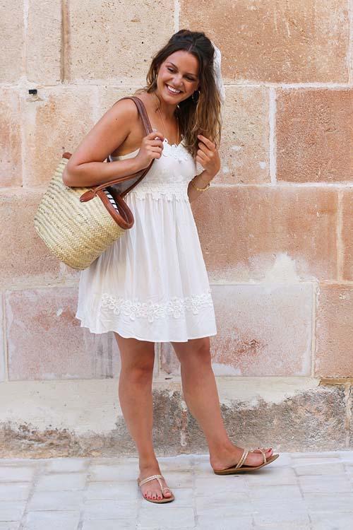 Λευκό φόρεμα (22)
