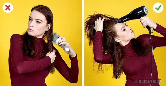 Μυστικά για περισσότερο όγκο στα μαλλιά σας (2)