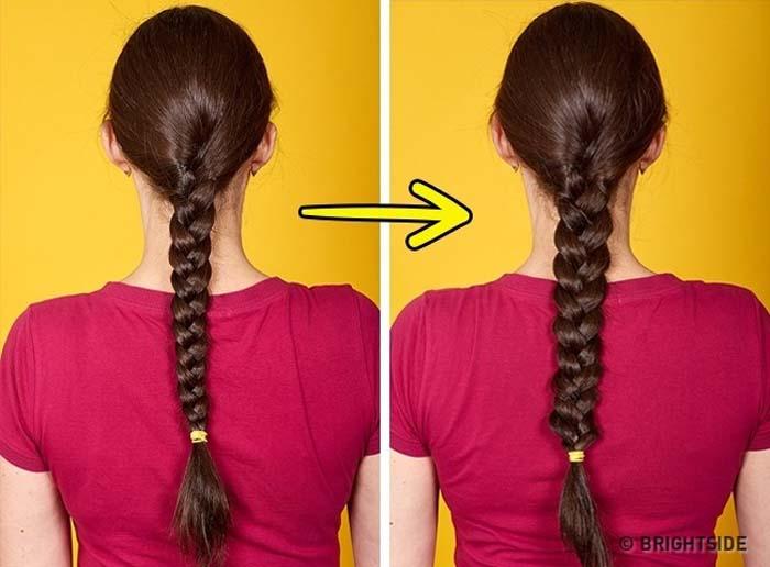 Μυστικά για περισσότερο όγκο στα μαλλιά σας (7)