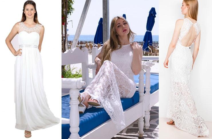 20 τέλεια νυφικά φορέματα για πολιτικό γάμο