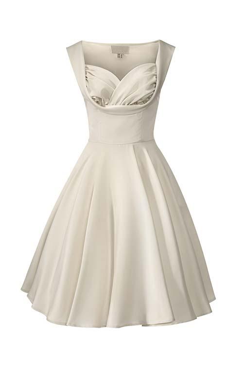 Νυφικά φορέματα για πολιτικό γάμο (19)