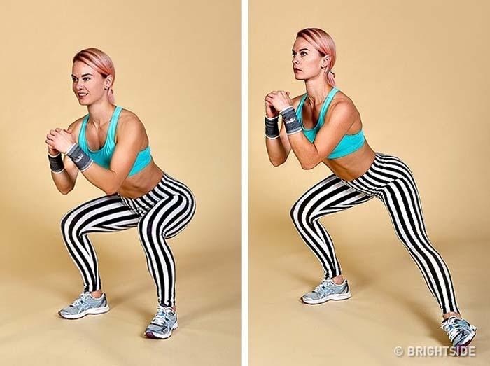 12 ασκήσεις για να συσφίξετε τα οπίσθια και τα πόδια σας σε 1 εβδομάδα (11)