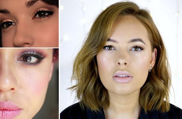 4 εύκολα makeup tutorial που πρέπει να δείτε