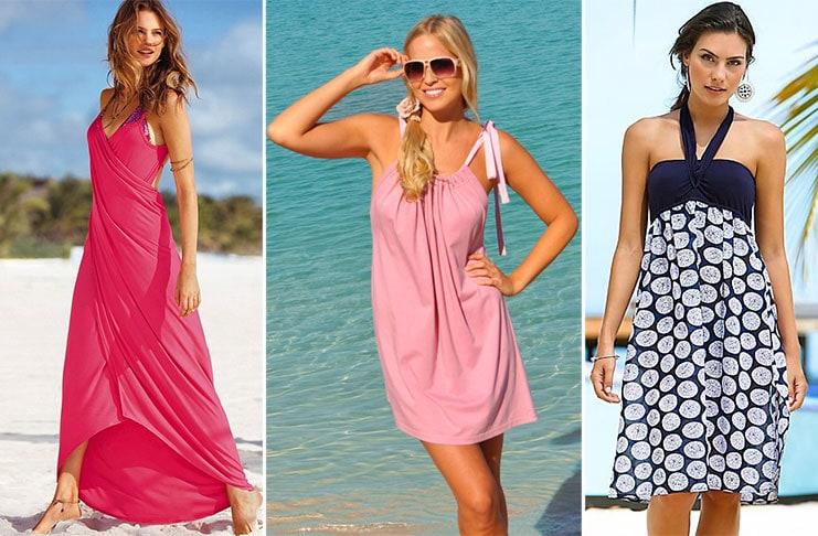Φορέματα για παραλία: Μερικές υπέροχες ιδέες