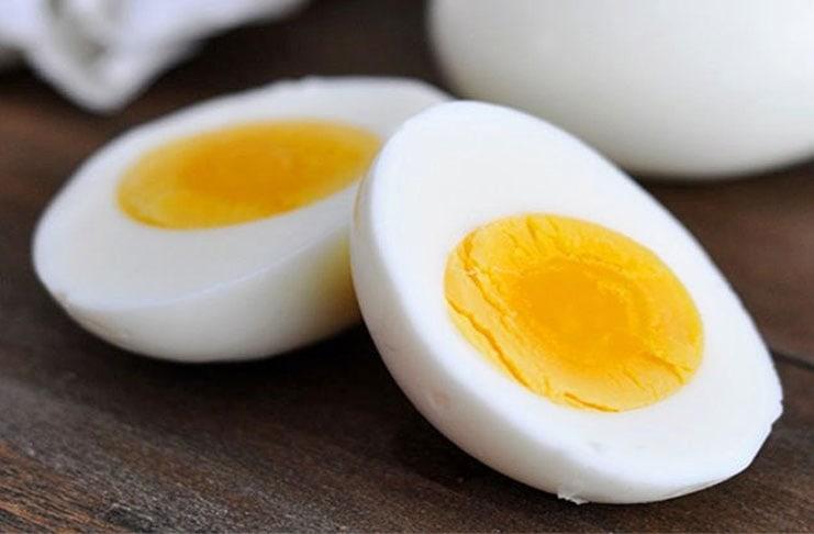 Δίαιτα με βραστά αβγά