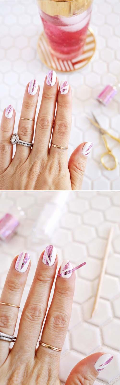 Nail art: 15 πανεύκολα σχέδια στα νύχια ακόμη και για αρχάριες (2)