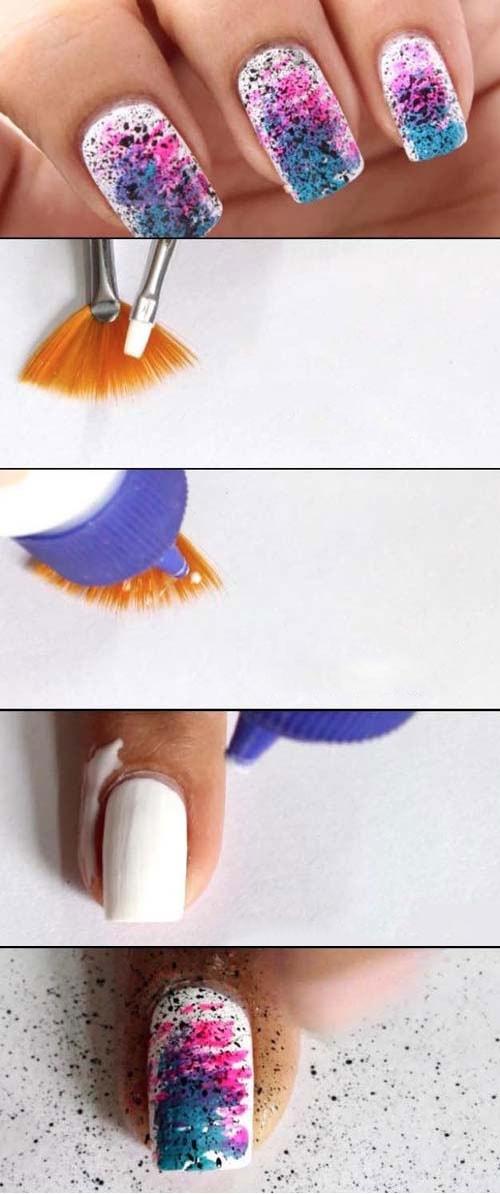 Nail art: 15 πανεύκολα σχέδια στα νύχια ακόμη και για αρχάριες (3)