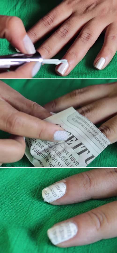 Nail art: 15 πανεύκολα σχέδια στα νύχια ακόμη και για αρχάριες (6)
