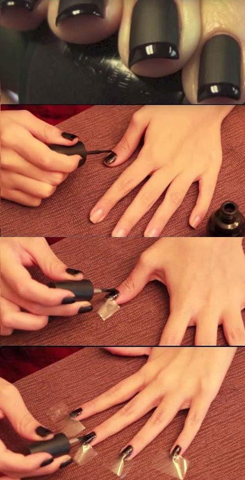 Nail art: 15 πανεύκολα σχέδια στα νύχια ακόμη και για αρχάριες (7)