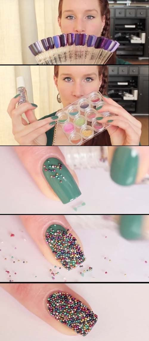 Nail art: 15 πανεύκολα σχέδια στα νύχια ακόμη και για αρχάριες (8)