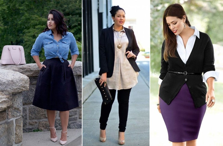 Γυναικεία ρούχα σε μεγάλα νούμερα (1)