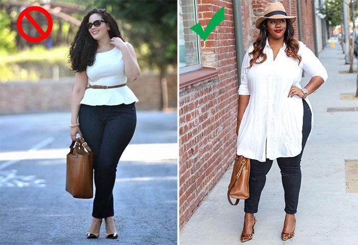Γυναικεία ρούχα σε μεγάλα νούμερα (4)