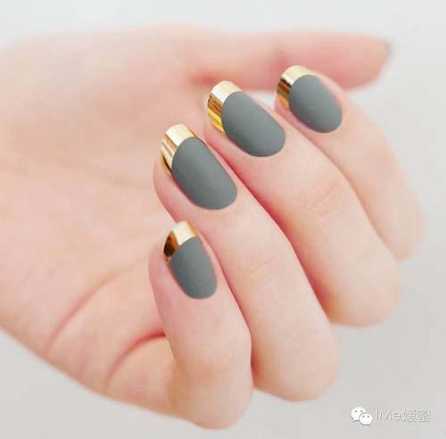 Ματ νύχια με ατμό (4)