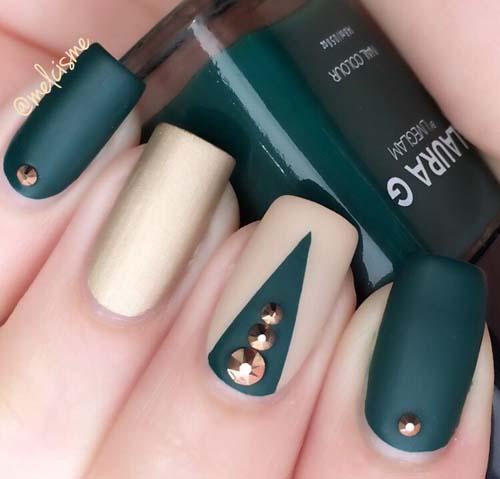 Ματ νύχια με ατμό (12)