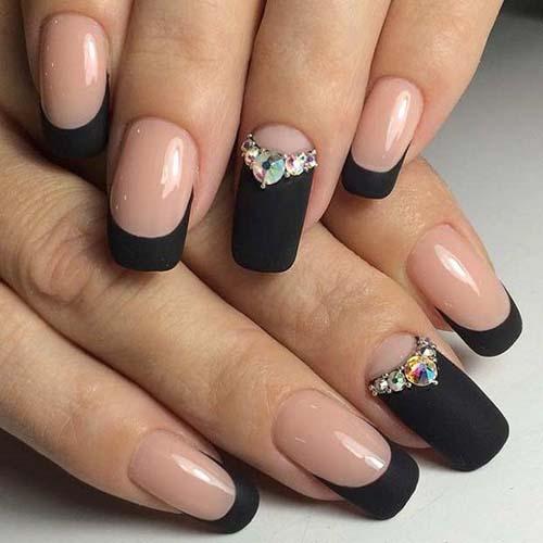 Ματ νύχια με ατμό (15)