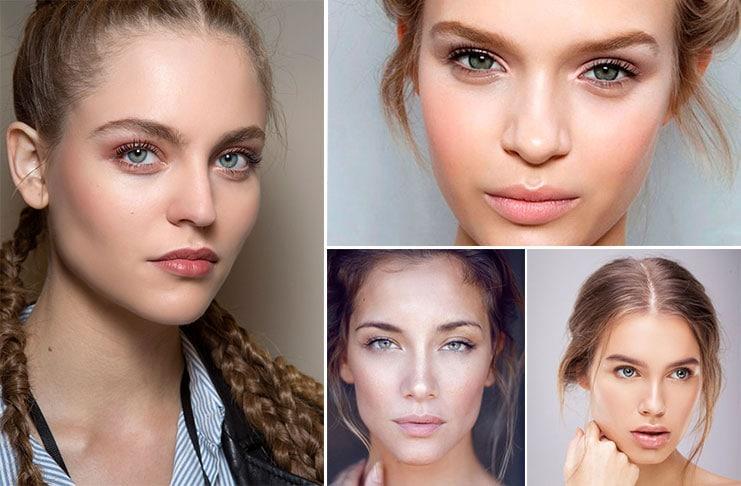 No makeup μακιγιάζ: Η κορυφαία τάση του Φθινοπώρου / Χειμώνα