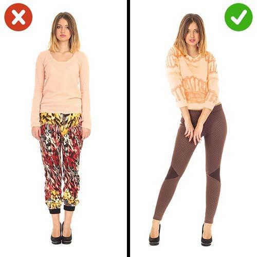 Ρούχα που μπορούν να χαλάσουν την εικόνα της σιλουέτας σας (7)