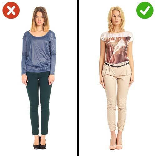 Ρούχα που μπορούν να χαλάσουν την εικόνα της σιλουέτας σας (5)