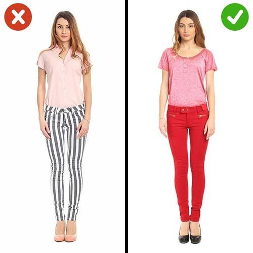 Ρούχα που μπορούν να χαλάσουν την εικόνα της σιλουέτας σας (4)