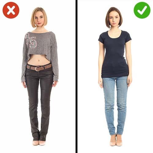 Ρούχα που μπορούν να χαλάσουν την εικόνα της σιλουέτας σας (3)