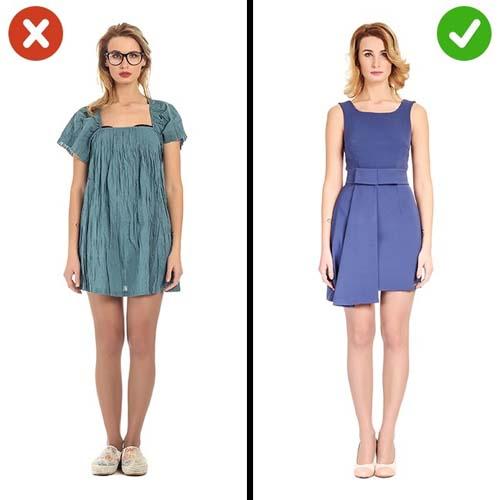 Ρούχα που μπορούν να χαλάσουν την εικόνα της σιλουέτας σας (2)