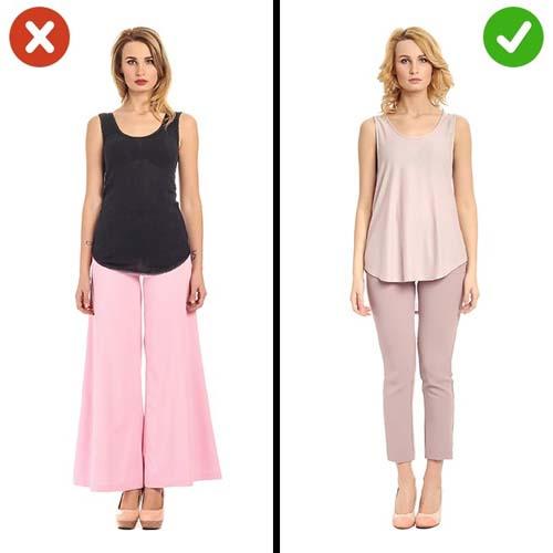 Ρούχα που μπορούν να χαλάσουν την εικόνα της σιλουέτας σας (1)