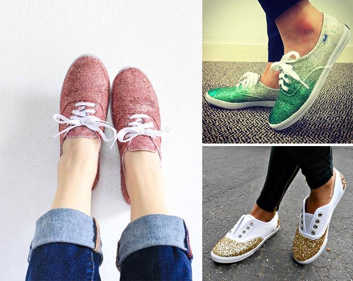 Πως να ανανεώσετε τα παλιά σας παπούτσια με απλούς τρόπους (3)
