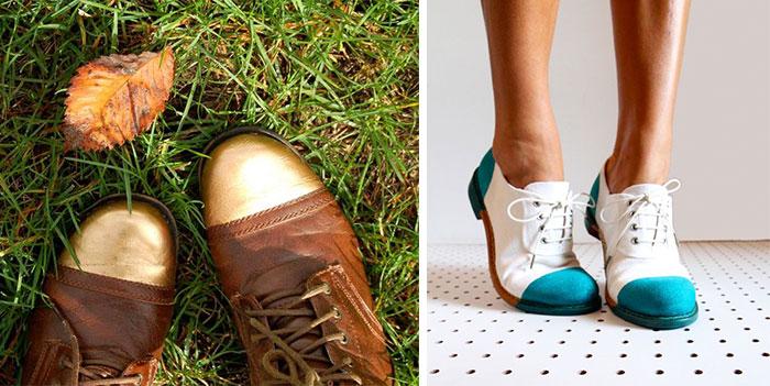 Πως να ανανεώσετε τα παλιά σας παπούτσια με απλούς τρόπους (6)