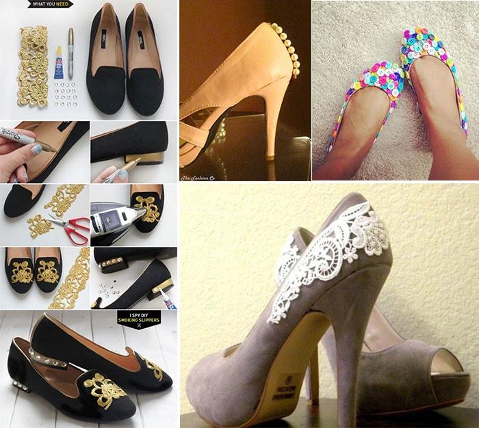 Πως να ανανεώσετε τα παλιά σας παπούτσια με απλούς τρόπους (8)