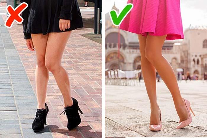 14 λάθος επιλογές στο ντύσιμο που καταστρέφουν το στυλ (5)