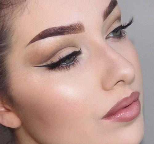 Negative Space Eye Makeup (5)
