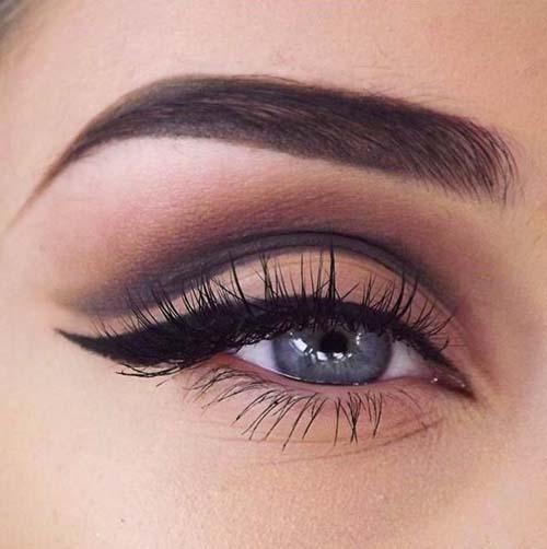 Negative Space Eye Makeup (6)