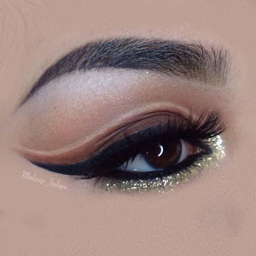 Negative Space Eye Makeup (7)