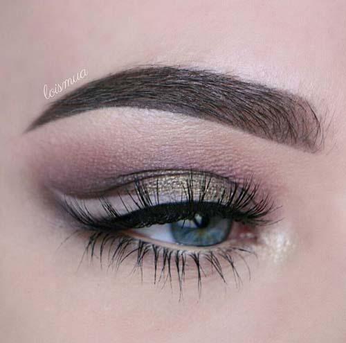 Negative Space Eye Makeup (14)