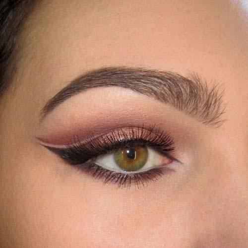 Negative Space Eye Makeup (19)