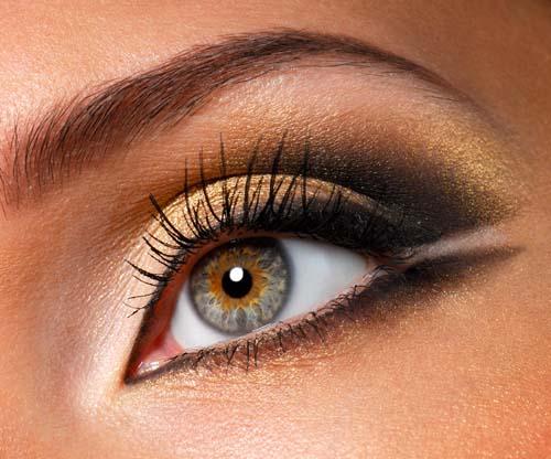 Negative Space Eye Makeup (22)
