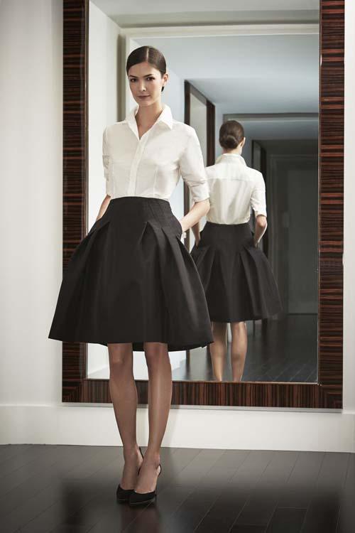 Υπέροχοι συνδυασμοί με ένα λευκό πουκάμισο (3)