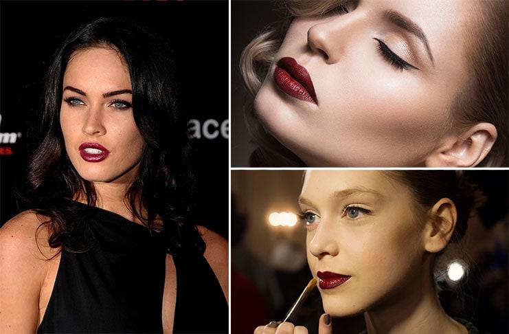 Wine red χείλη: 15+1 προτάσεις για σαγηνευτικό μακιγιάζ (1)