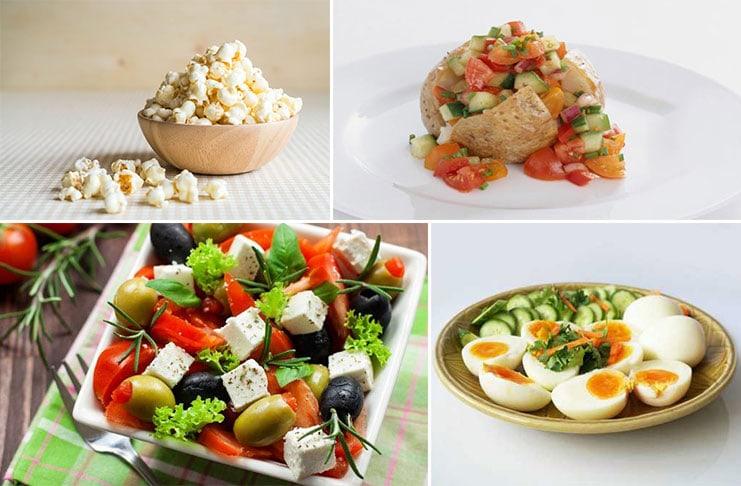 Υγιεινά σνακ με λιγότερες από 100 θερμίδες (1)