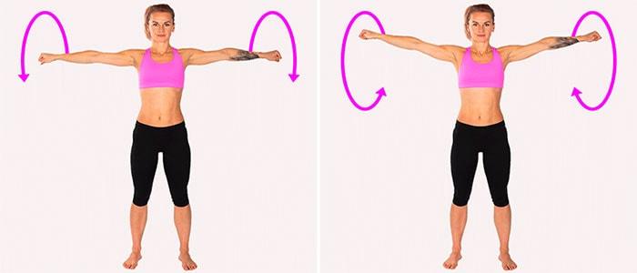 Ασκήσεις για σφιχτά και όμορφα μπράτσα χωρίς χαλάρωση (2)