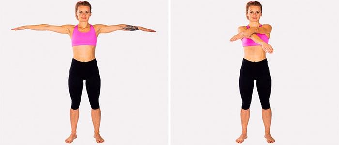 Ασκήσεις για σφιχτά και όμορφα μπράτσα χωρίς χαλάρωση (3)