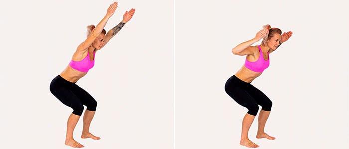 Ασκήσεις για σφιχτά και όμορφα μπράτσα χωρίς χαλάρωση (7)
